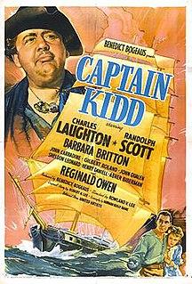 <i>Captain Kidd</i> (film) 1945 film by Rowland V. Lee
