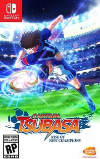 <i>Captain Tsubasa: Rise of New Champions</i>