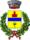 Coat of arms of Castagneto Po