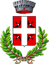 Coat of arms of Cellino Attanasio