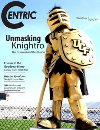 Centric (magazine) - The inaugural Spring 2011 edition of Centric