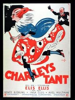 <i>Charleys Aunt</i> (1926 film) 1926 film