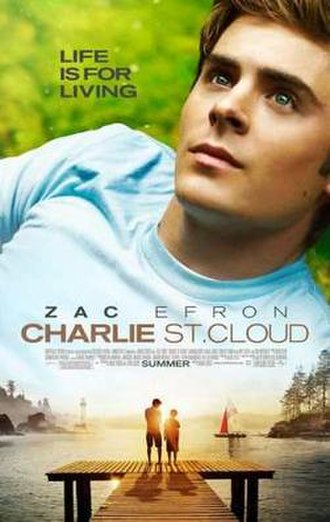 Charlie St. Cloud - Theatrical release poster