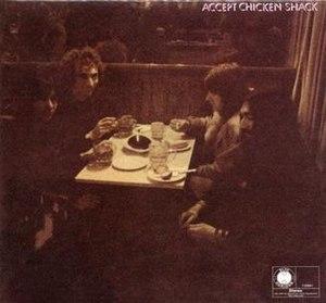 Accept (Chicken Shack album) - Image: Chickenshackaccept