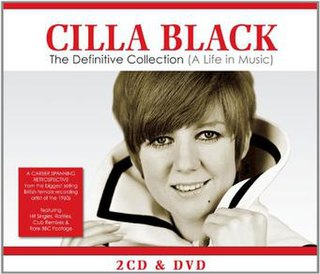 <i>The Definitive Collection (A Life in Music)</i> 2009 compilation album by Cilla Black