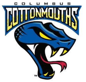 Columbus Cottonmouths - Image: Columbus Cottonmouths logo