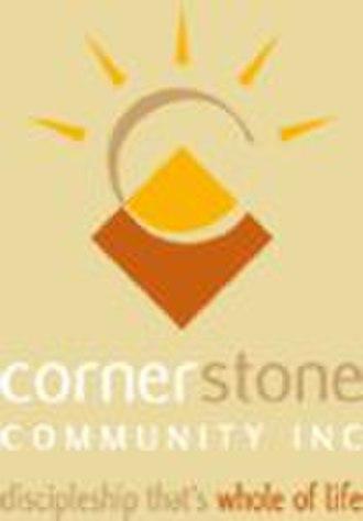 Cornerstone Community - Cornerstone Community Logo