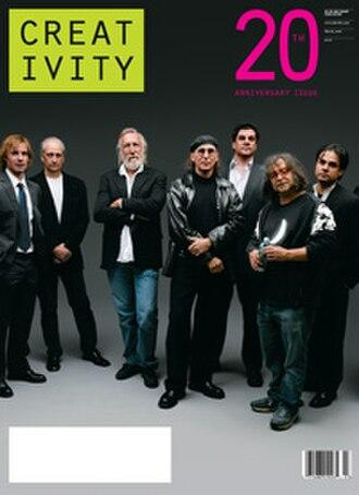 Creativity (magazine) - 20th Anniversary Issue - 2006