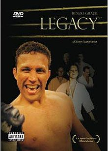 DVD cover of the movie Renzo Gracie- Legacy.jpg