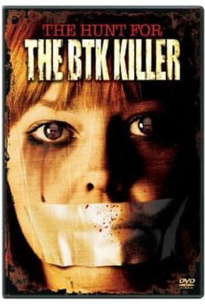 The Hunt for the BTK Killer - DVD cover