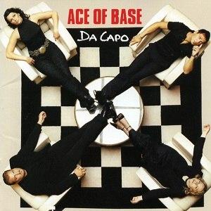 Da Capo (Ace of Base album) - Image: Da Capo Japan