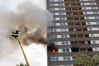 The Dalmarnock fire tests