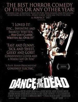 Dance of the Dead (film) - Film poster
