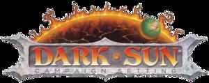 Dark Sun - Image: Dark sun logo