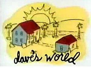Dave's World - Dave's World intertitle