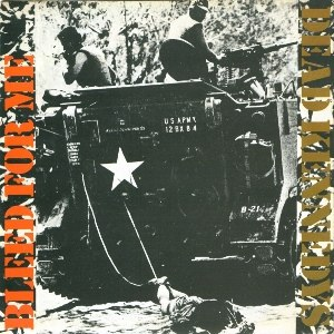 Bleed for Me (Dead Kennedys song) - Image: Dead Kennedys Bleed for Me cover