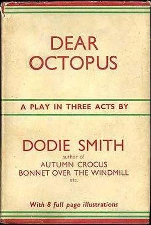 Dear Octopus - First edition