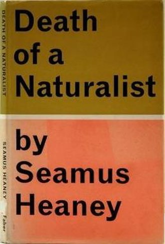 Death of a Naturalist - First Edition