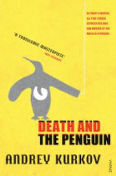 Picture of a book: Death And The Penguin