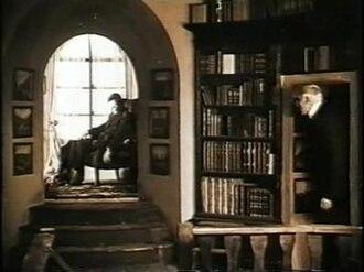 The Burning Soil - Screenshot from the film