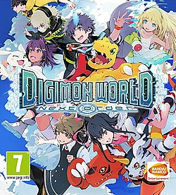 Image result for digimon world next order