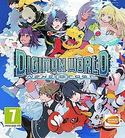 Image result for digimon world next order