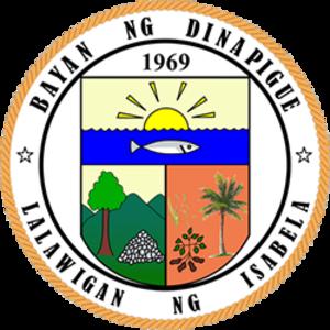 Dinapigue - Image: Dinapigue Isabela