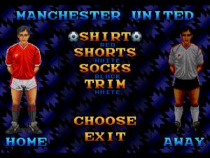 European Club Soccer - Kit design