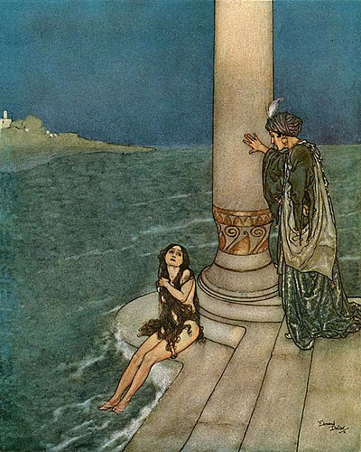 Picture of a book: The Little Mermaid