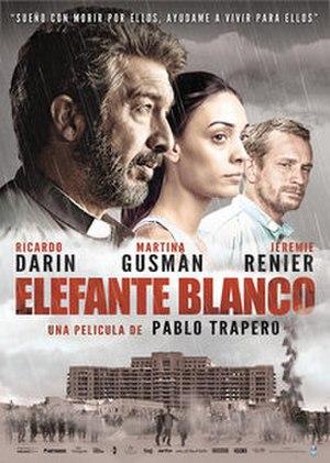 White Elephant (2012 film) - Film poster