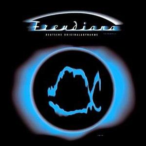 Freudiana - Image: Eric Woolfson Freudiana Deutsche Originalaufnahme album cover