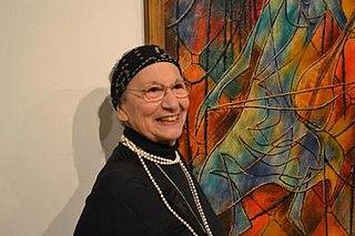 Esther Geller American painter