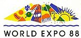 World Expo '88 Sunsails Logo