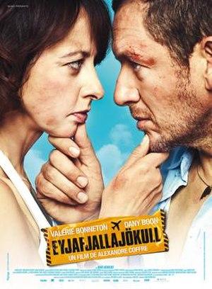 Eyjafjallajökull (film) - Film poster