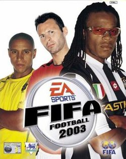 Image result for fifa 2003