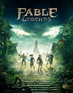 <i>Fable Legends</i> 2016 video game
