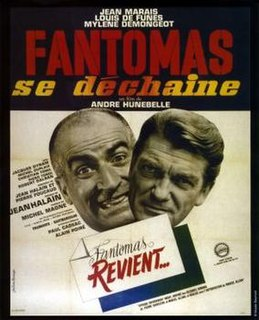 1965 film by Haroun Tazieff, André Hunebelle