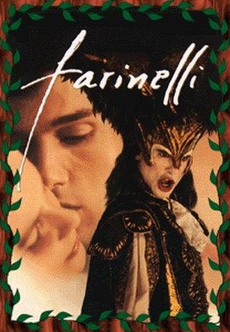 Farinelli (film) - Theatrical release poster