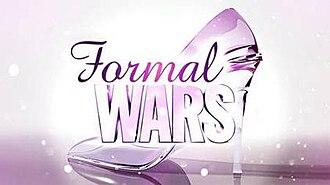 Formal Wars - Image: Formal Wars title card