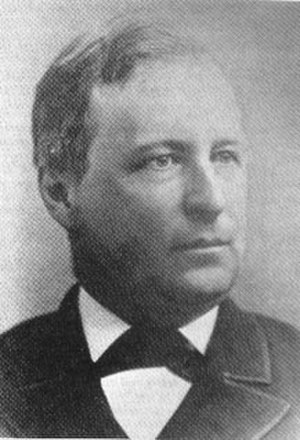 Molly Maguires - Franklin B. Gowen (1836-1889), District Attorney for Schuylkill County, Pennsylvania, president of the Philadelphia and Reading Railroad, and of the Philadelphia and Reading Coal and Iron Company