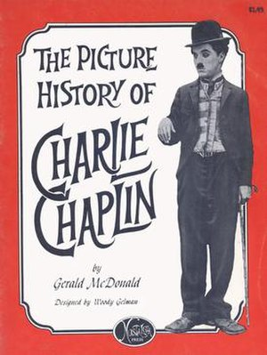 Woody Gelman - Woody Gelman designed and published The Picture History of Charlie Chaplin in 1965.