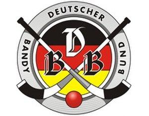German Bandy Association - Image: German Bandy Association logo