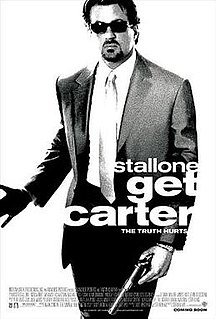 <i>Get Carter</i> (2000 film) 2000 film by Stephen Kay