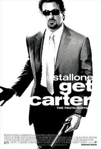 Get Carter (2000 film) - Theatrical release poster