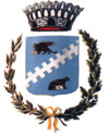 Coat of arms of Giacciano con Baruchella