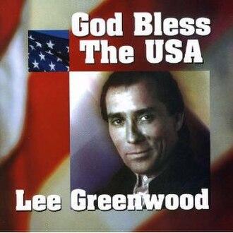 God Bless the U.S.A. - Image: God bless the u s a cover