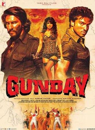 Gunday - Image: Gunday (2013 film)