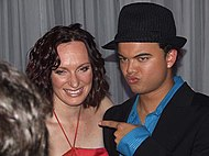 Guy Sebastian, Sarah Ryan. It Takes Two.jpg