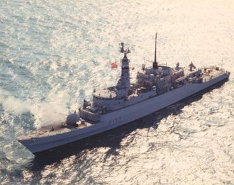 HMS Ambuscade (F172) - Image: HMS Ambuscade (F172)