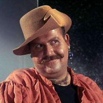 Roger C. Carmel - Carmel as Harry Mudd in Star Trek: The Original Series